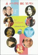 Carte Pub CALUIRE-et-CUIRE 69, Le Radiant, Saison 2006/2007, A Portée De Voix  (Programme) - Caluire Et Cuire
