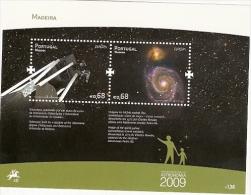 Portugal ** & Telescópio Construido Na Universidade Da Madeira, Europa 2009 (2) - Astronomy