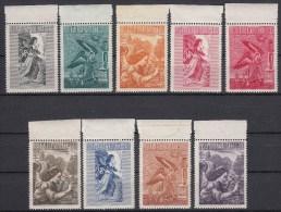 VATICAANSTAD - Michel - 1956 - Nr 241/49 - MNH** - Luchtpost