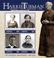 Liberia-2013-Famous People-HARRIET TUBMAN - Celebrità