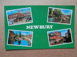 36096 PC: BERKSHIRE: Newbury. - England