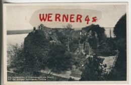 Kaiserswerth V. 1940  Die Kaiserpfalz In Kaiserswerth Am Rhein Mit Der Ewigen Schlageter Flamme  (33871) - Düsseldorf