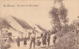 La Panne - Route Du Duinhoek - De Panne