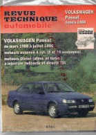 REVUE TECHNIQUE AUTOMOBILE- VOLKSWAGEN PASSAT DEPUIS 1988 A 1996- - Cars