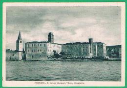 """Cte15 - Parenzo - R. Istituto Magistrale """"Regina Margherita"""" - Croatie"""