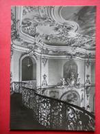 Musicians Gallery Of Ballroom - Heidecksburg Castle - Old Postcard - Germany DDR - Unused - Rudolstadt