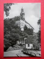Town View Of Heidecksburg Castle - Heidecksburg Castle - Old Postcard - Germany DDR - Unused - Rudolstadt