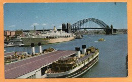 Sydney Old Postcard - Sydney
