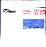 "ITALIA  2014 - Targhetta ""Assimoco - Segrate"" - Assicurazione - Affrancature Meccaniche Rosse (EMA)"
