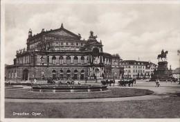 Allemagne - Dresden - Opera / Postmarked Dresden 1936 - Dresden