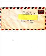 IRLANDA  1976 - Lettera Per L'Italia - Storia Postale