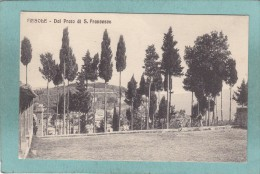FIESOLE  -  DAL  PARTO  DI  S.  FRANCESCO  -  BELLE CARTE  - - Italia