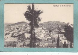 FIESOLE    Da  S.  FRANCESCO  -  BELLE CARTE  - - Italia