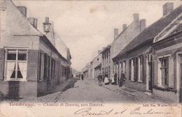 Rousbrugge 5: Chaussée De Beveren, Vers Beveren 1912 - Poperinge