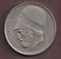 GRECE 20 DRACHMAI 1978 - Grecia