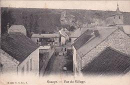 Sosoye 7: Vue Du Village - Anhée