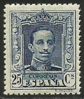 España NE24 * Vaquer - 1889-1931 Reino: Alfonso XIII