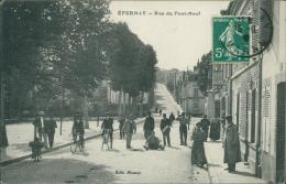 51 EPERNAY / Rue Du Pont Neuf / - Epernay