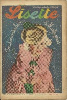 Lisette Journal Des Fillettes Année 1939. Lot De 11 Magazines. - Lisette