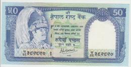 Nepal 50 Rupees (1983-) Pick 33 UNC - Nepal