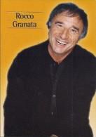 Fotokaart   ROCCO  GRANATA - Chanteurs & Musiciens