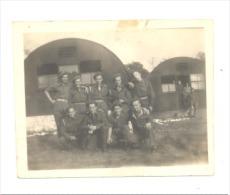 ARMEE BELGE - Photo ( 6 X 8 Cm) De Soldats Belges En IRLANDE  à Coledon En 1945 - Fin Guerre 40/45  (sf101) - Guerre, Militaire