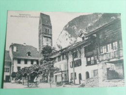 INTERLAKEN - Heidenhauser In Unterseen - BE Berne