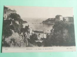 MONACO - Le Ravin De Sainte Dévote - Panoramic Views