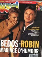 Vsd 793 Madonna Bill Clinton Bedos Robin Dracula - Gente