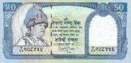 Nepal 50 Rupees (2002) Pick 48 UNC - Nepal
