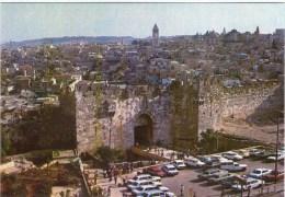 JERUSALEM.DAMASCUS GATE.CPM. - Israel