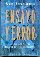 """""""ENSAYO Y ERROR"""" DE MANUEL MORA Y ARAUJO-EDIT.PLANETA-AÑO 1991-PAG.188-NUEVO-GECKO. - Cultural"""