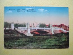 TIMISOARA. Le Pont De L'Evêque. - Romania