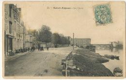 55 St Aignan Sur Cher Les Quais  Edit BF - Saint Aignan