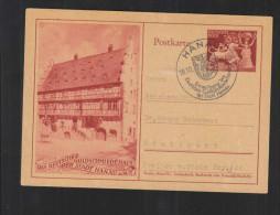 DR P293 Hanau Einweihung Des Golschmiedehauses 18.10.1942 Nach Stuttgart Gelaufen - Deutschland