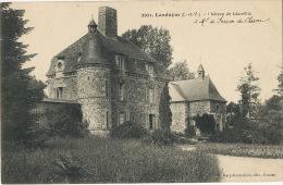 2921 Landujan Chateau De Leauville A Mr De Ferron Du Chene Edit Mary Rousseliere - Other Municipalities
