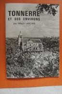 Tonnerre  Et Ses Environs - Bourgogne
