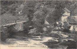 CPA 87 EYMOUTIERS LA VIENNE AU MOULIN - Eymoutiers