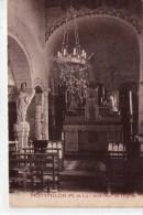 Montpollin.. Intérieur De L'Eglise.. Carte RARE - Other Municipalities