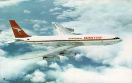 Lote PEP776, Australia, Postal, Postcard, Qantas Airplane - Australia