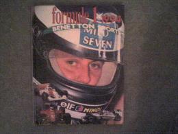 Galeron Formule 1 1994, 200p 350 Ph. Ayrton Senna Michael Schumacher Damon Hill - Autorennen - F1