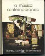 "BIBLIOTECA SALVAT Nº22 ""LA MÚSICA CONTEMPORÁNEA"" EDIT.SALVAT-AÑO 1973-PAG.140- A COLOR! TAPAS RÍGIDAS. NUEVO-GECKO - Encyclopedieën"