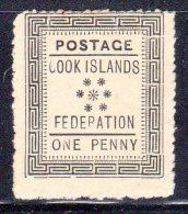 COOK - 1892 - N° 1 * - Cook