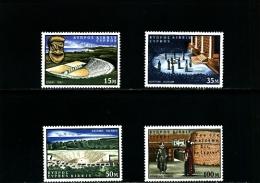 CYPRUS - 1964  SHAKESPEARE  SET  MINT NH - Chypre (République)
