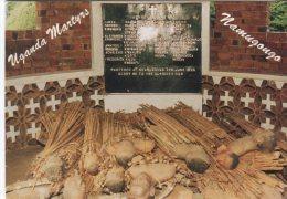 Klein Postcard, A Commemoration Of The Namirembe Diocesan Centenary 1897-1997, Uganda Martyrs 1885-1887 - Uganda