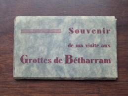Souvenir De Ma Visite Aux Grottes De Bétharram : Foto François Limoges ( Zie Foto ) !! - Autres