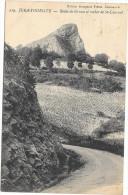 (186-39) Jura Touriste - Route De Grusse Et Rocher De St Laurent - Francia
