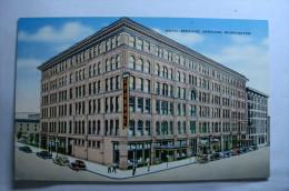 Washington - Hotel Spokane And Silver Grill - Spokane