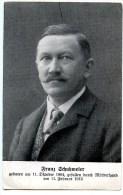 Franz Schumeier, Raucherklub Apollo, SPÖ, Gefallen Durch Mörderhand,(11.2.1913), Gelaufen 17.3.1913 - Parteien & Wahlen