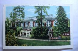 Washington - Spokane , Through The Pines - Spokane